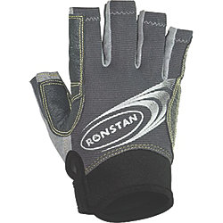 STICKY RACE GLOVE FINGERLESS L