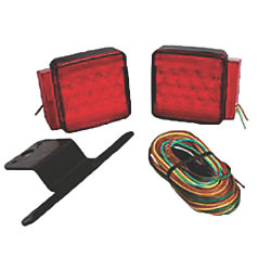 TAIL LIGHT KIT W/ 25 FT WIRE HARNESS
