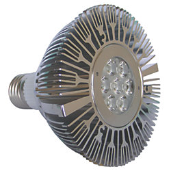 110/220 Volt AC Elite 70W PAR30 LED High Power Spotlight