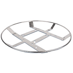Discontinued: Stainless Steel Radome Guard - Sailboat