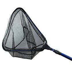 fold n stow fishing net