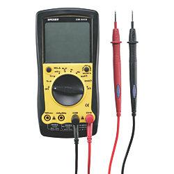 DM6450 Digital Multimeter - 9 Functions