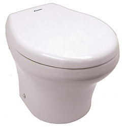 MasterFlush 8939 Low Profile Electric Macerator Toilet