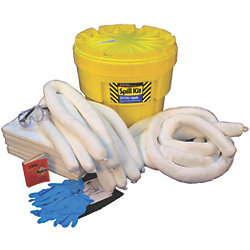 Quick Response Poly-Overpack Spill Kit