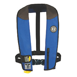 Deluxe Manual Inflatable PFD w/ Harness