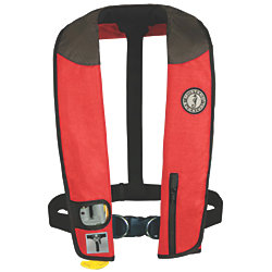 Deluxe Auto Inflatable PFD w/ Harness