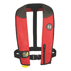 Deluxe Manual Inflatable PFD