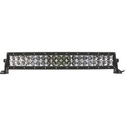 Amber Series Dual Row LED Spot-Flood Combo Lights