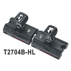 27MM MR 4:1 CPL HL CAR ASSY W/ TOGGLES