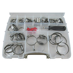 No Longer Available: Marine Grade 316 SS Hose Clamp Kit