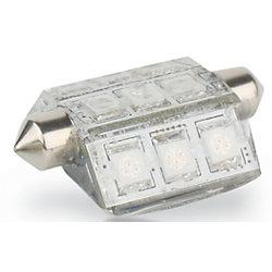 """Nav Bulb - Pointed Festoon 9 LED - 42mm, 1.65"""", 2 NM"""