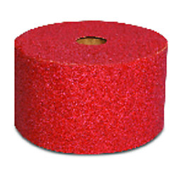 "Stikit 4-1/2"" Red Roll"