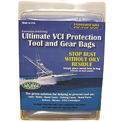 VCI Rust and Corrosion Protection Tool Bags