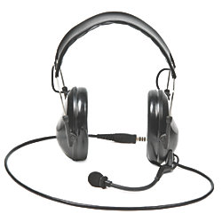 Peltor MT Series Over-the-Head 2-Way Headset - MT7H79A