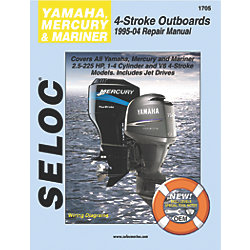Engine Manual - Yamaha, Mercury, Mariner - All 4-Stroke Engines