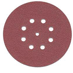 Hookit Dust-Free Fein Hole Pattern Red Discs - 316U