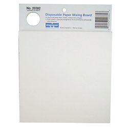 Marson Large Disposable Paper Mixing Board
