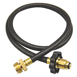 Discontinued: Propane Hose for Propane Outboard Motor