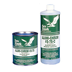 S-75 Alumi-Chrome Primer - Base Only