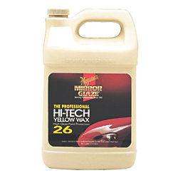 No. 26 Hi-Tech Yellow Wax Liquid