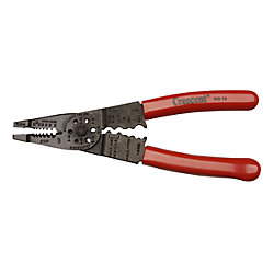 Wire Crimping and Cutting Pliers