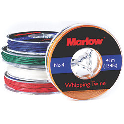 #4 MEDIUM BLK WHIPPING TWINE TAE016