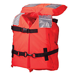 1002 Universal Vest Style Life Jacket - Child