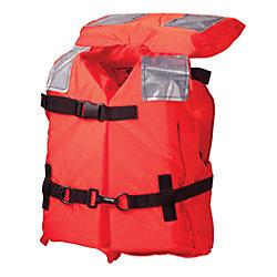 1002 Universal Vest Style Life Jacket - Child