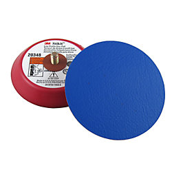 "Stikit 3"" Firm Low Profile Abrasive Disc Pad"