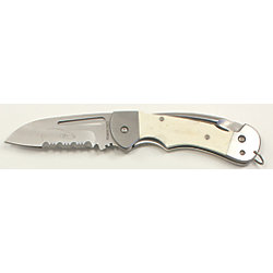 AF300 Gen 2 Bone Captain Knife - Serrated Blade