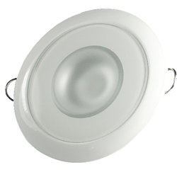 "2-1/2"" Mirage Recessed LED Down Light - 3-1/4"" with Trim Ring"