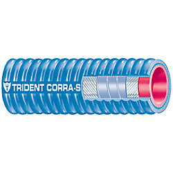 Corrugated Silicone Marine Wet Exhaust Hose