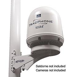 Mast Mount Platform for Cameras and FB150 & FB250 Satdomes