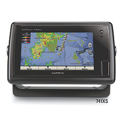 Discontinued: GPSMAP Sounders 721xs and 741xs