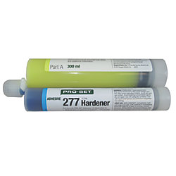 Dual Cartridge Assembly Adhesives