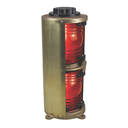 120V 3NM HD BRZ DBL LENS SIDELIGHT RED