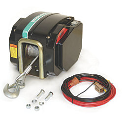 3500 LB. ELECTRIC TRAILER WINCH