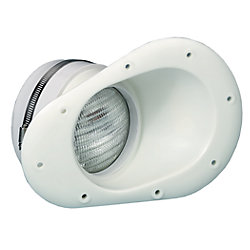 HULL LIGHT ASSY. W/SPOT (2) WHITE