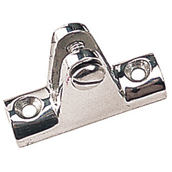 STAINLESS CONCAVE BASE DECK HINGE