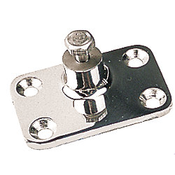 STAINLESS HEAVY SIDE MOUNT HINGE