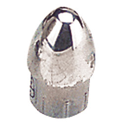 STAINLESS BULLET END 7/8IN (.065)