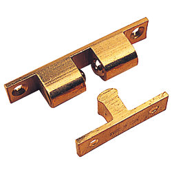 BRASS STUD CATCH 1-11/16IN *PR*
