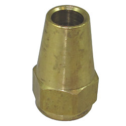 3/8IN BRS LONG FLARE NUT
