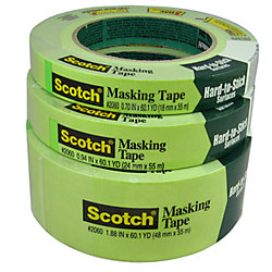2060 Masking Tape for Hard-to-Stick Surfaces