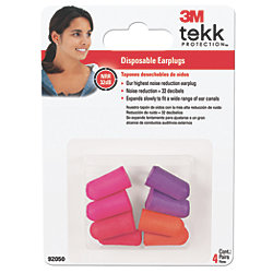 92077/9050 Ultra Soft Disposable Earplugs