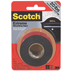 414DC Scotch Extreme Mounting Tape