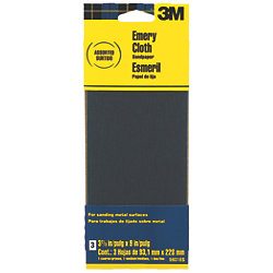 5931ES Emery Cloth Sandpaper