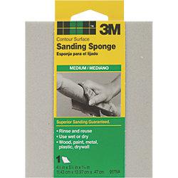 Contour Surface Sanding Sponge