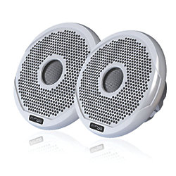 "4"" Marine 2-Way Speakers 120W IPX65"