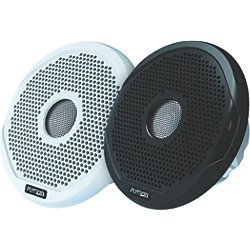 "Discontinued: 6"" Round 2-Way 200W Marine Speaker"